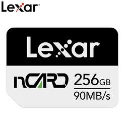 Lexar NM Card Mobile Phone NM Memory Card 64G/128G/256G Memory Card For HUAWEI Mate20 P30 Series Increase Storage Card Expansion
