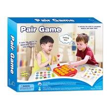 Сосредоточьтесь на тренировке памяти детская игрушка для родителей