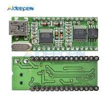 WT588D-U WT588D-U-32M 5V Mini Control de voz de interfaz USB de placa de sonido módulo controlador de 32M DC 2,8 V 5,5 V
