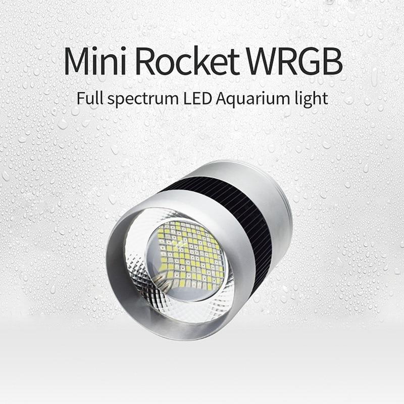 Best Selling WEEK Mini Rocket LED Aquarium Lamp Plants Growth Aquarium  Lighting For Fish Tank|Growing Lamps| - AliExpress