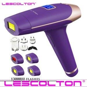 Image 5 - 2020 ใหม่ Lescolton 6in1 5in1 4in1 เครื่องกำจัดขน IPL เลเซอร์กำจัดขนถาวร T009i 1600000Pulses depilador เลเซอร์ Photoepilator