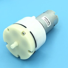 1pc מיקרו אוויר משאבת ואקום עמיד סרעפת אוויר משאבת 13L/דקות 1500mA עבור מכשירי חשמל לבית DC 12V