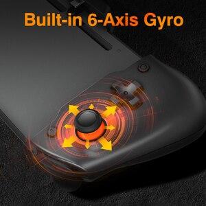 Для Nintendo переключатель ручной контроллер ручка геймпад двойной двигатель вибрации Встроенный 6-Axis Gyro с защитой от пота конструкция