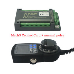 Karta sterowania ruchem Mach3 interfejs Ethernet z ręcznym impulsem ręcznym do routera CNC