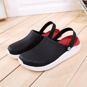 Summer Sandals Slippers Shoes Clogs Water-Mules Male Beach-Sports Men's Women