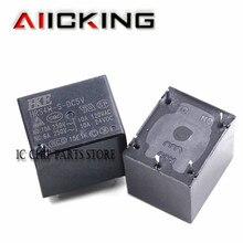 5pcs/lot HKE Auto relay HRS4H-S-DC5V-C 5PIN 5V T73/10A 100% new original relay in stock