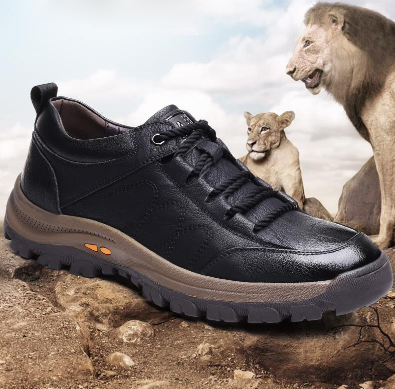 Nova marca masculina sapatos casuais primavera split