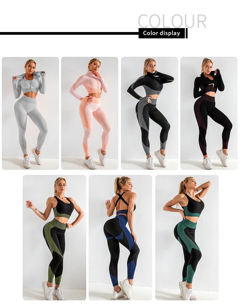 feminino esporte terno de fitness correndo roupas