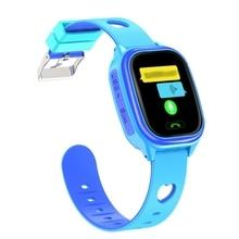 1 шт. мальчик и девочка сенсорный экран и сенсорный тон Мульти-кинетический детский телефон водонепроницаемые умные часы игрушки