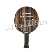 Original Yasaka Yec Ebony Carbon Table Tennis Racket Ping Pong Blade Bat