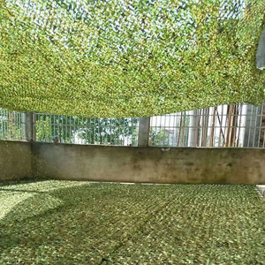 Image 1 - 2X4m 3X4m 3X6m Camping Military Camouflage Nets Camo Net Car Cover Army Sun Shelter Tent Outdoor Hunting Blind & Tree Stand