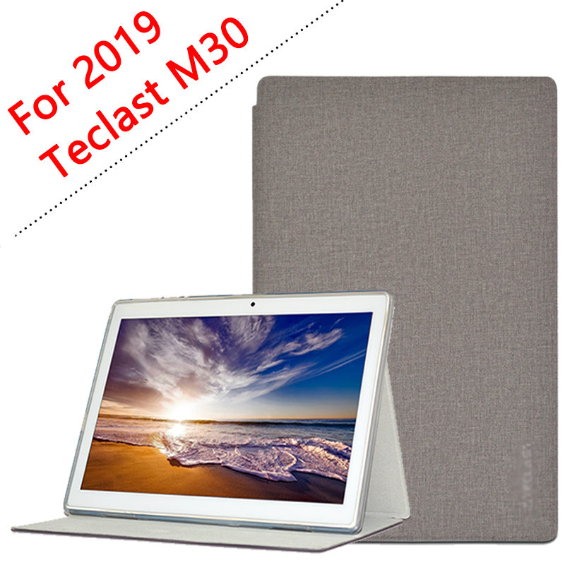 Stand Pu Leather Case For Teclast M30 10.1