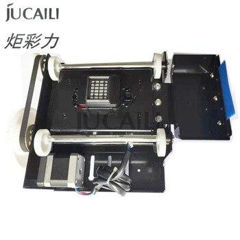 Jucaili Goede Kwaliteit Printer Cleaning Station Single-Head 5113 Dx5 Dx7 Xp600 Kapstation Montage Met Enkele Motor