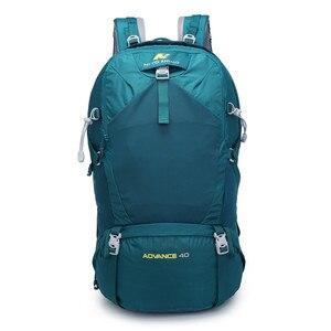 Image 1 - NEVO RHINO mochila impermeable de 40L para hombre, bolsa de viaje Unisex, para senderismo, Montañismo al aire libre, escalada, Camping