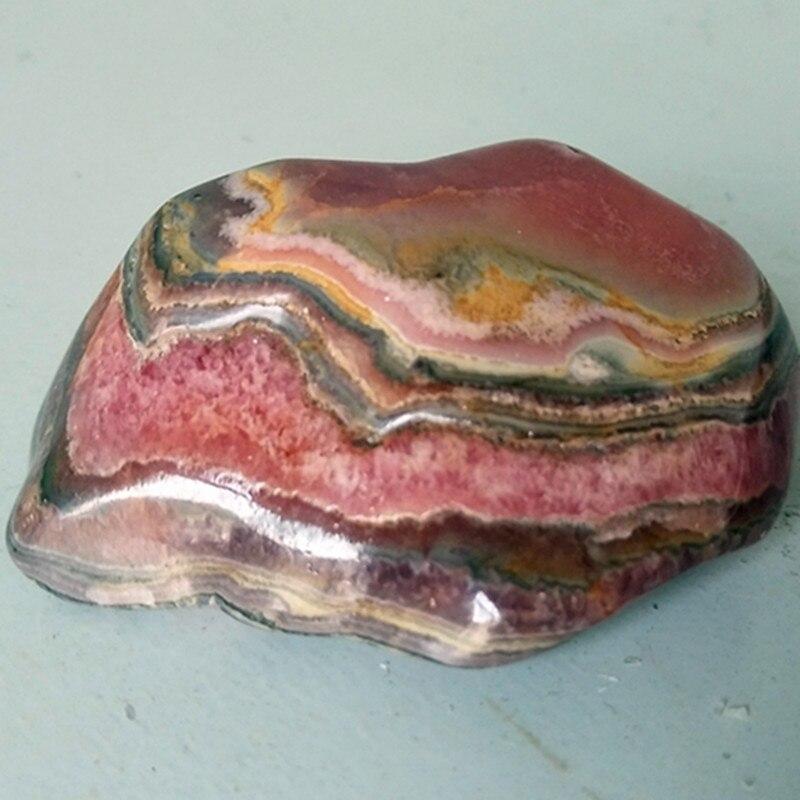 Pierres précieuses pierres de rhodochrosite naturelles cristaux minéraux forme libre pierres précieuses décoratives et à collectionner