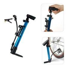 Велосипедный насос из алюминиевого сплава для горной дороги, велосипедная воздушная часть, мини баскетбольный велосипед, мотоцикл, бытовой насос, манометр