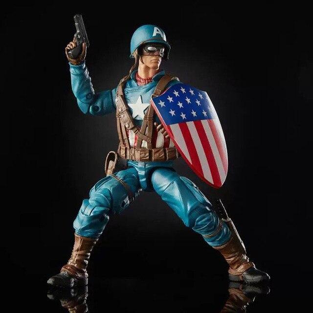 """ML أساطير العالم الحرب 2 الحرب العالمية الثانية الكابتن الأمريكية لا الدراجة 6 """"فضفاض الشكل العمل"""