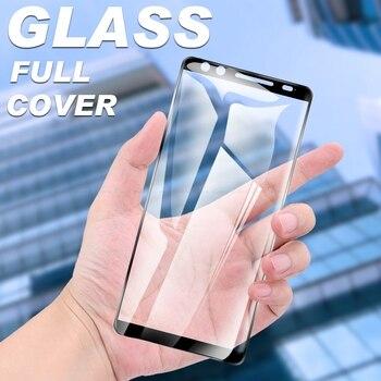 Перейти на Алиэкспресс и купить Полное покрытие из закаленного стекла для HTC Desire 19 19s 12 12s U19e U12 U11 Plus U Ultra Play 10 Evo Защитная пленка для экрана