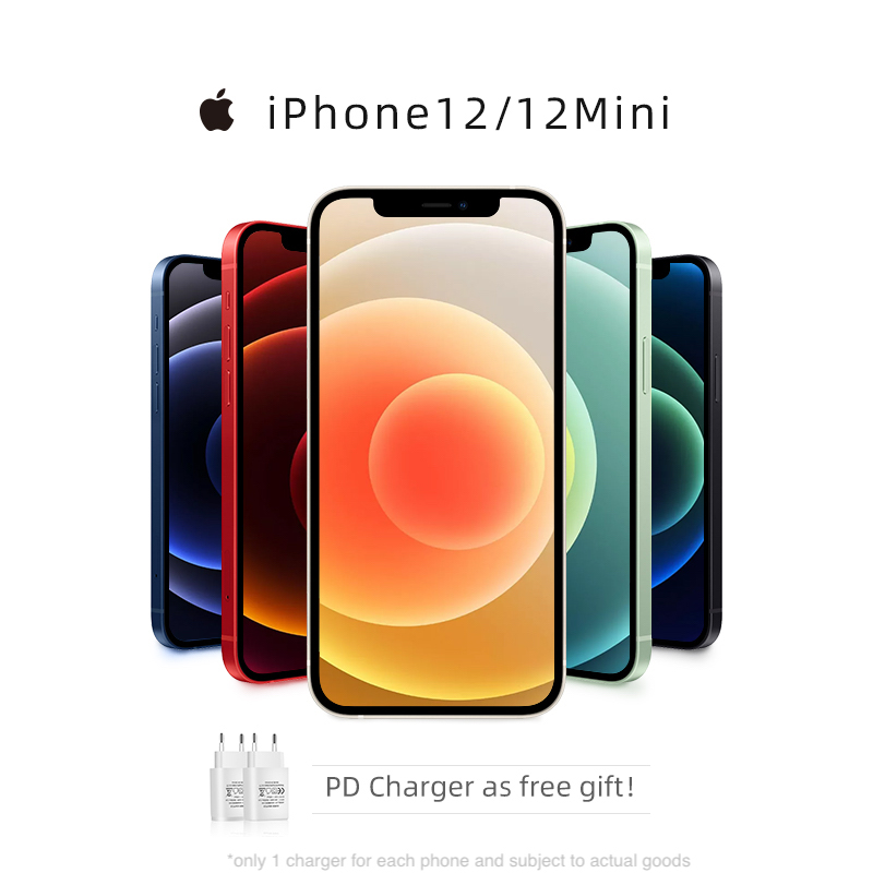 Authentic Original Brand New iPhone 12 12 Mini 5G 6 1 5 4 XDR Display 12MP - iPhone 12 price in Nigeria and full specs