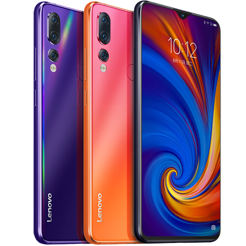 Global ROM Lenovo Z5S L78071 6GB 64GB Cellphone Android 6.3