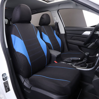 Car Seat Cover Auto Seats Protector for Land Rover Defender Discoveri 2 3 Discovery 3 4 5 Sport Evoque Freelander 2