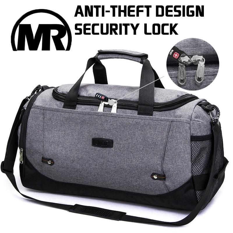 MARKROYAL Travel Bags Large Capacity Travel Duffle Anti-Theft Design Hand Luggage Bag Waterproof Multifunctional Dropshipping
