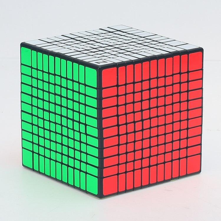 Original Shengshou 11x11x11 Cube Puzzle haut niveau cube créatif torsion sagesse jeu jouet professionnel vitesse cube