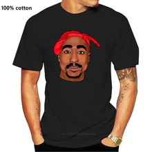 2019 Men's Basic Short Sleeve T-Shirt 3D Print t shirt 2pac, Tupac Shakur Cotton Funny T-shirt home Top Tees