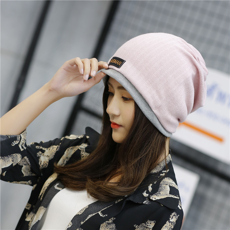 Solid Knitted Hat Winter   Beanie   Hats for Women Colourful   Skullies   Warm Female Cap   Skullies     Beanies   Gorros Winter Hat Cap
