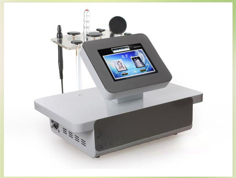 Multi-functional Monopolar RF Facial Machine For Skin Tightening And Wrinkle Removal Beauty Spa Equipment