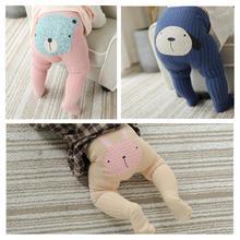 Newborn Stockings Pants Tights Infant Spring Toddler Baby-Girls Kids Cotton Autumn Cartoon