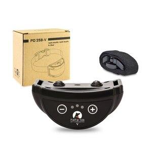 Image 1 - Paipaitek Dog Bark Collar No Shock Training Collar Sound Vibrate Bark Stop Collar for Small Medium Large Sized Dog Rechargeable