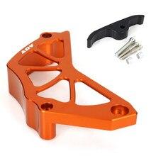 Front Sprocket Cover Case Saver Protector Chain Guard Fit For KTM 790 Adventure S & R models KTM 890 Adventure S & R models