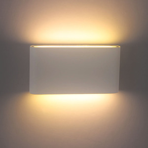 Image 3 - Nordic LED Wall Sconce Outdoor Lighting Waterproof IP65 Aluminum AC85 265V for Decotration Stair Garden Porch Light
