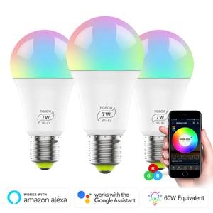 Smart WiFi Light Bulb E27 Led