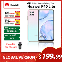 HUAWEI P40 Lite Smartphone wersja globalna 6GB 128GB 48MP AI Quard Camera 6.4