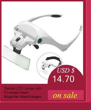 15 w dental led lâmpada de indução