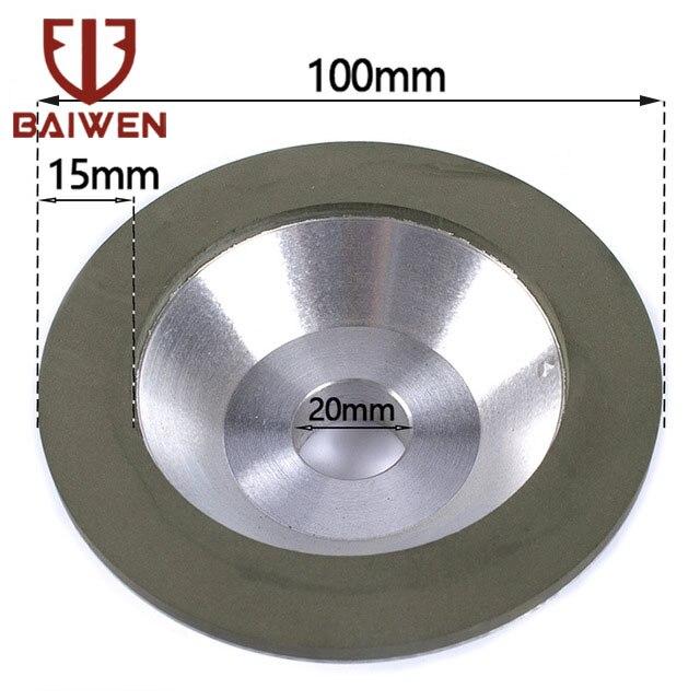 100mm Diamond Grinding Wheel Cup Grit 150 Cutter Grinder 159A