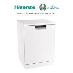 Hisense HS6130W посудомоечная машина отдельно класса + + +, нержавеющая сталь, 1900 Вт, быстрая Чистка, корзина