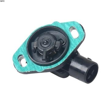Czujnik położenia przepustnicy TPS 06164PM5A02 16400P06A11 dla Acura dla honda Accord Civic CRV Integra Prelude tanie i dobre opinie ANENG CN (pochodzenie) Przełącznik