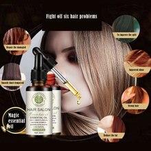 Hair Repair Treatment Liquid Regrowth Essential Oil