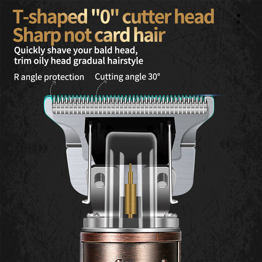 cabelo 0mm homens aparador de barba sem