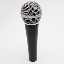 High Quality Version SM58 Professional Cardioid Dynamic Handheld Karaoke sm 58 Wired Microphone Microfone Microfono Mike Mic