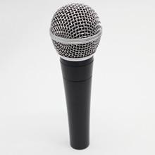Phiên Bản Chất Lượng Cao SM58 Chuyên Nghiệp Cardioid Năng Động Cầm Tay Karaoke SM 58 Micro Có Dây Microfone Microfono Mike Mic