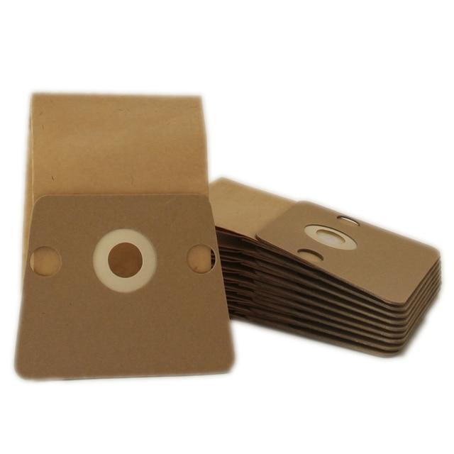 Cleanfairy 20pcs vacuum dust bags compatible with Rowenta ZR480 486 425 RO1233, Neo series RO455, RO430 450 460 Soam RO1221