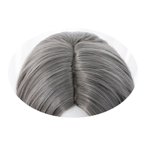Image 5 - Game Identity V Cosplay Wig Embalmer Aesop Carl Role Play Wigs Synthetic Hair Halloween Party Performance Costume Wig+Wig Cap