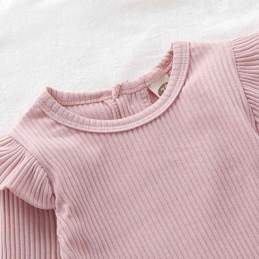 Baby mädchen kleidung neugeborenen baby set neue reine baumwolle seite hakama dreieck einteiliges anzug hüfte strampler denim hosen baby anzug