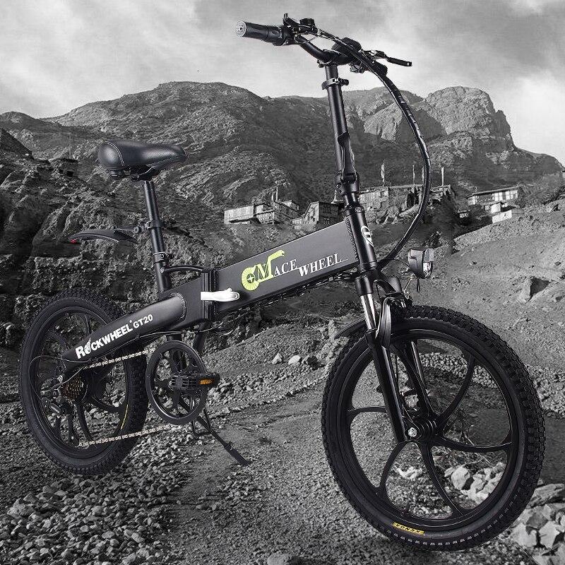 6 szprychy MTB Style aluminiowy składany rower elektryczny tanie ceny