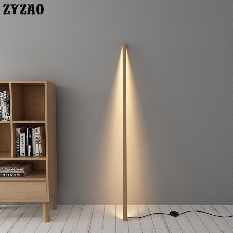 Nordic Living Room Bedroom Floor Lamp