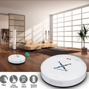 Image 5 - Vacuum Cleaning Auto  Robot Smart Sweeping Robot Floor Dirt Dust Hair Automatic Cleaner For Home Electric Rechargeable Cleaners